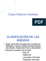 Casos Clinicos Anemia