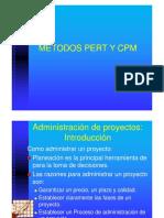 PERT - CPM UDA 2016 (1)
