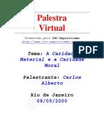 A Caridade Material e a Caridade Moral (Carlos Alberto).pdf