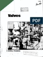 API Valves Training