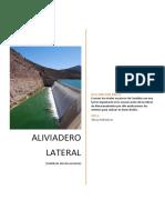 Aliviaderos Laterales Informe 2 (b)
