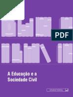 A Educação e a Sociedade Civil.pdf