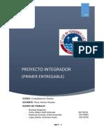 Azucarera  Cartavio, análisis gerencial