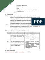 RPP Sistem Pertidaksamaan Linier Dua Variabel(Revisi)