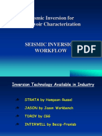5_Seismic Inversin Workflow
