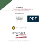 DDE Seminar Tutorial III
