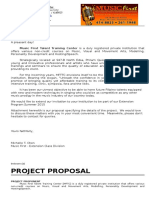 Project Proposal for Ext Class Schools