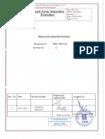 AutoUT-phased Array Procedure Aluminum Silo Panel
