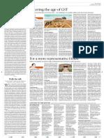 Editorial digest