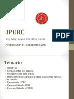 IPERC-CIP