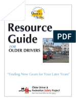 2010 Resource Guide for Older Drivers