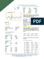 Market Update 13th December 2017