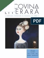 "Revista  ""Bucovina literara"". Nr.- Nr.11-12/2017"