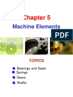 Chapter 5 & 6 Standard Machine Elements and Working Drawing (2)