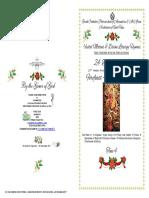 2017 24 Dec 29ap Eve of Nativity Holy Ancestors Matdivlit Hymns