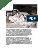 2017 TAG Heuer Mikrograph 100th Anniversary Replica de Reloj