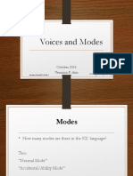 Wk 6_Voice and Modes_UD302updatedOct2016