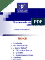 Nav Aerea X Sist Nav Satelital Galileo 38634