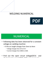 6 Welding Numerical