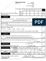 MoCA Test Spanish 7.3BLIND