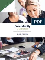 2017.02.15_Getinge Brand Identity Guidelines