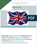 Istoria drapelului britanic