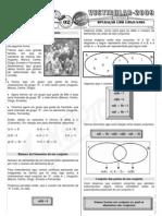 Matemática - Pré-Vestibular Impacto - Conjuntos - Operações de Conjuntos