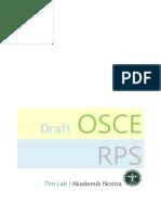 Draft Osce Rps
