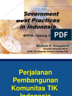 e-Gov in Indonesia