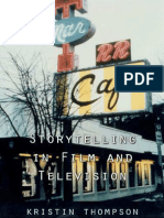 Thompson Storytelling in Film and Tv