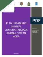 3_Regulament Local de Urbanism_Talmaza