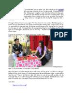 Phong Tục Ngày Tết Cổ Truyền Của Người Việt