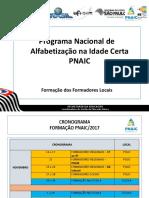 Encontro - Pnaic - Lingua Portuguesa (2)