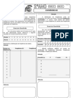 Matemática - Pré-Vestibular Impacto - Estatística II