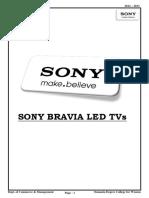 Sony Led Proj
