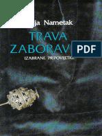 Nametak, Alija - Trava Zaborava.pdf