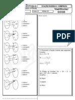 Matemática - Pré-Vestibular Impacto - Funções - Função Inversa e Composta