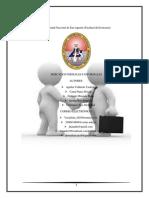 Articulo de Opinion- Mercados Formales