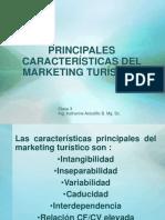 Principales Caractersticas Del Marketingturstico