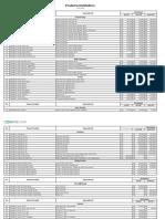 Price List Kitoderm 19 Juli 2016