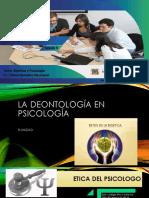 Clase 9 - Deontologia