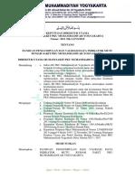 SK Panduan Pengumpulan Dan Validasi Data