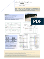 2008 Static Analysis of Restrained Sheet-pile Walls