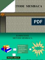 METODE MEMBACA