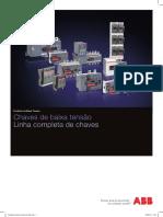 Catalogo Chaves de Baixa Tensao