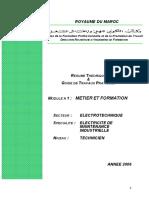 M01 Métier Et Formation-GE-TEMI