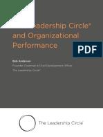 The Leadership Circle and Organizational Performance