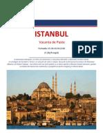 Paste 2018 Istanbul