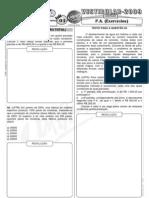 Matemática - Pré-Vestibular Impacto - Sequências - P A  - Exercícios II