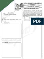 Matemática - Pré-Vestibular Impacto - Sequências - P G  - Soma dos Termos I